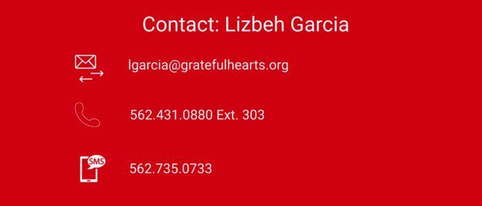 Volunteer- Lizbeh