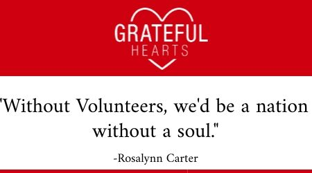 Volunteer- Quote